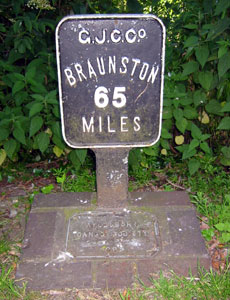 Braunston 65 Miles
