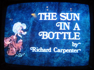 The Sun In A Bottle