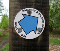 Dacorum Right Of Way