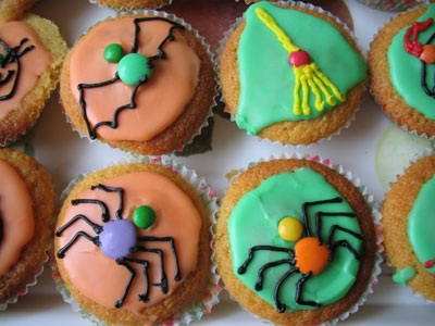 Halloween Cakes And Cupcakes Pinterest